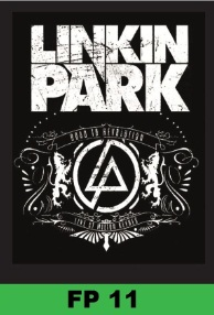 FELPA LINKIN PARK (ROAD TO REVOLUTION)