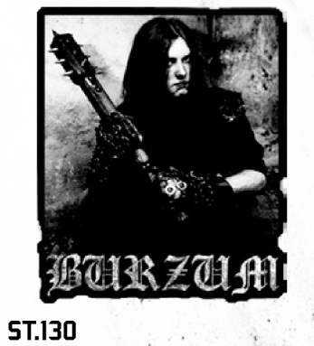 ADESIVO/STICKER - BURZUM (ANTHOLOGY)