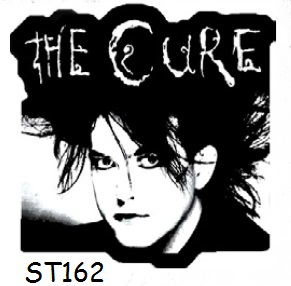ADESIVO/STICKER - CURE ( ROBERT SMITH )