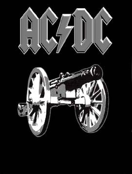 T-SHIRT AC/DC (FOR THOSE ABOUT TO ROCK)